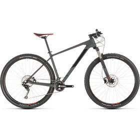 Cube Reaction C:62 MTB Hardtail grijs